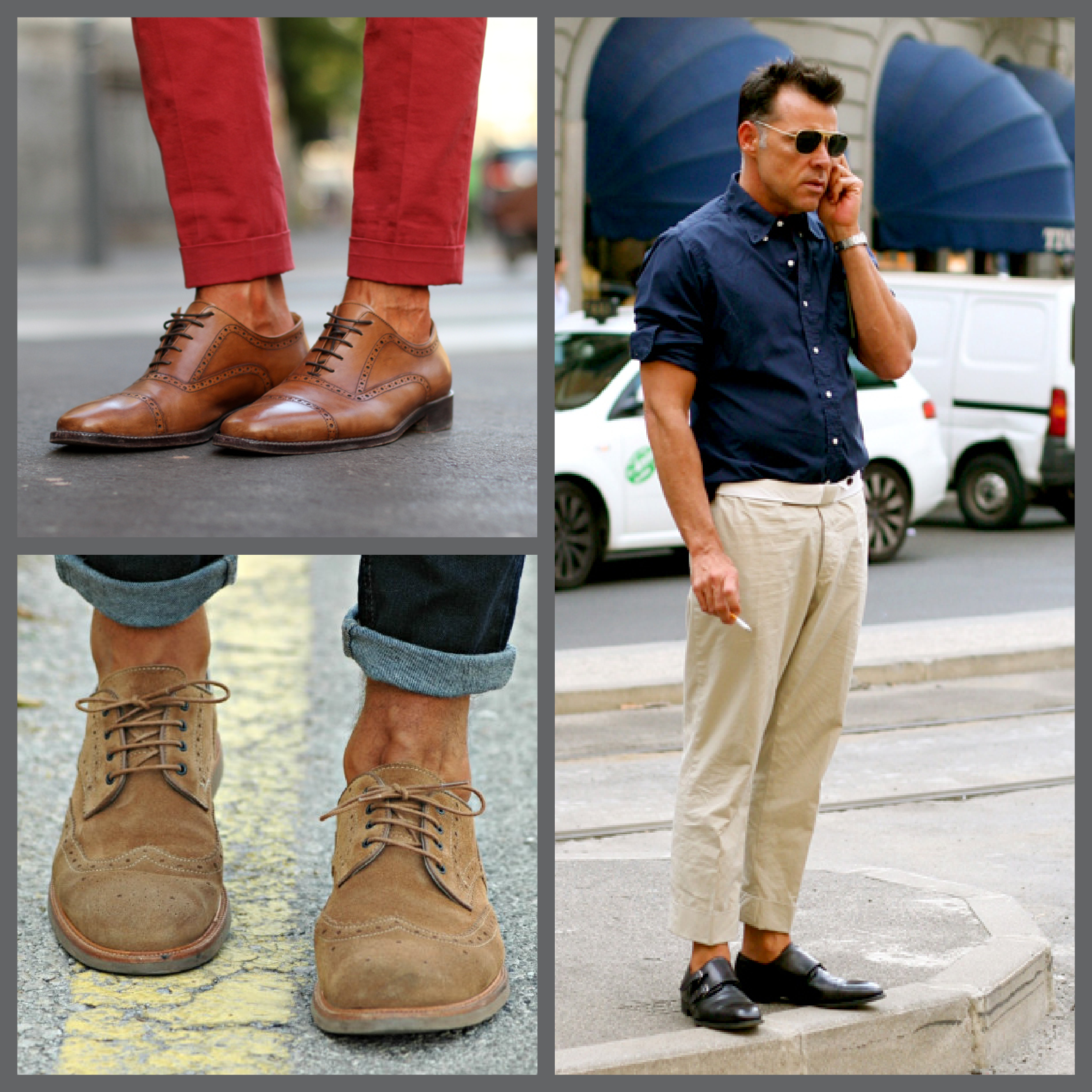 Dressiquete – Your socks should match your pants – what my ...