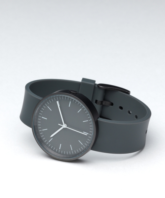 103 Series - grey rubber