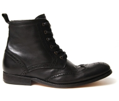 black-brogue-boot-side