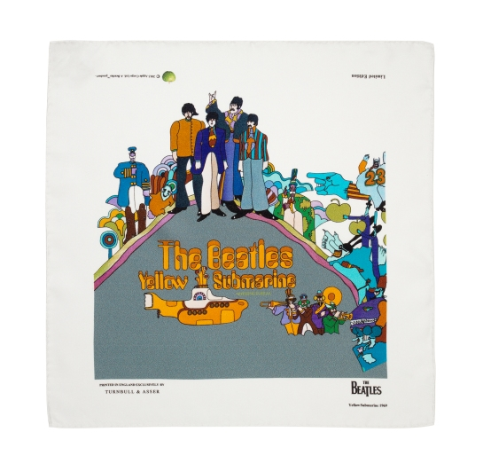 HAADBEATL11 Yellow Submarine