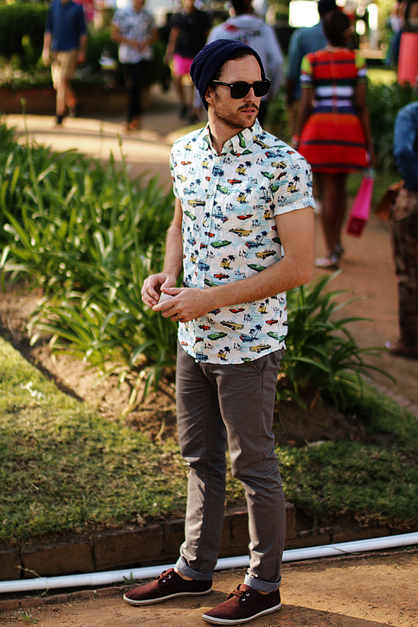 Summer with Mr Price – what my boyfriend wore