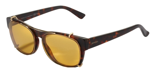 gucci clip on sunglasses
