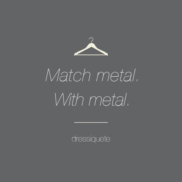 Metal-with-metal