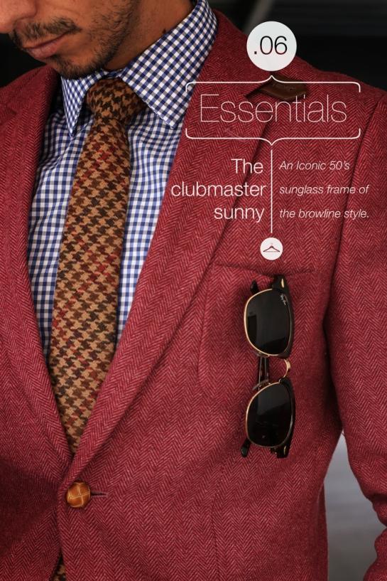 Clubmaster-essential