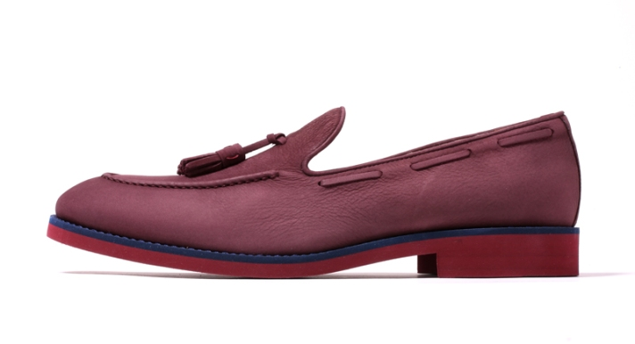 INSTA1LoaferMaroonBlue
