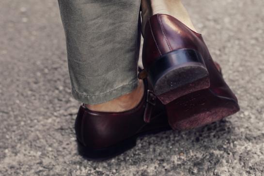 under-shoe