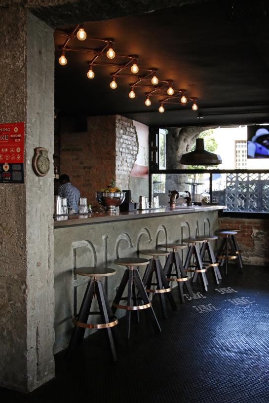 Pisco-bar
